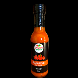 The Chilli Project Habanero Hot Sauce