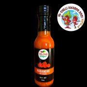The Chilli Project Habanero Hot Sauce