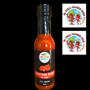 The Chilli Project Signature Blend Hot Sauce