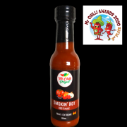 The Chilli Project Smokin' Hot BBQ Sauce