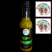 The Chilli Project Jalapeno Hot Sauce