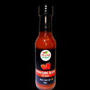 The Chilli Project Signature Blend Very Hot Sauce
