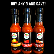 The Chilli Project Premium Sauce Deal