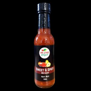The Chilli Project Sweet & Spicy BBQ Sauce