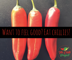 The Chilli Project Feel Good Eat Chillies