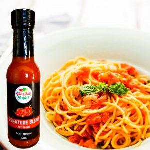The Chilli Project Signature Blend Pasta Sauce