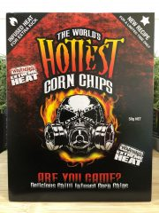 The world's hottest corn chips