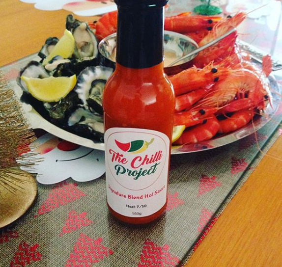 The Chilli Project Signature Blend Seafood Sauce