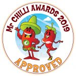 Mr Chilli Awards 2019