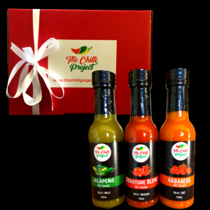 The Chilli Project Regular Sauce Gift Box