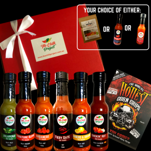 The Chilli Project Grand Gift Box