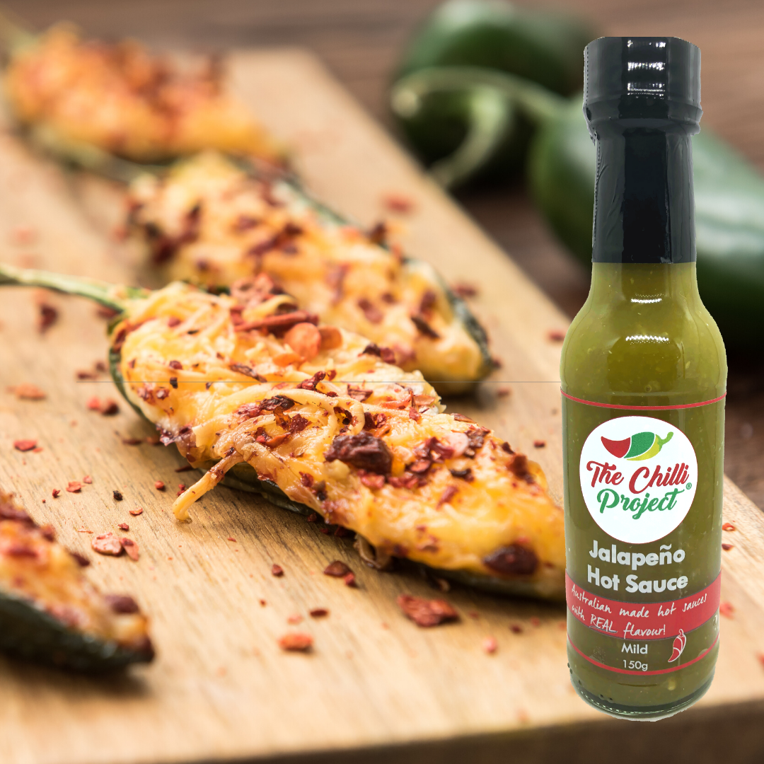 The Chilli Project Jalapeno Poppers