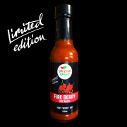 The Chilli Project Fire Berry Hot Sauce