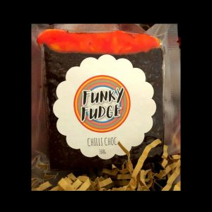 Chilli Chocolate Fudge Scorpion