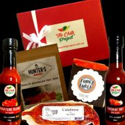The Chili Project Spicy Delights Gift Box