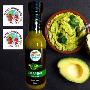 The Chilli Project Guacamole Recipe